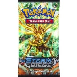 Pokemon International Pokemon XY Steam Siege Booster Pack
