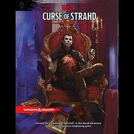 Wizards of the Coast D&D 5th Edition Curse of Strahd