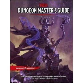 Wizards of the Coast Dungeons and Dragons: Dungeon Master's Guide