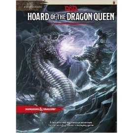 Wizards of the Coast D&D 5th Edition Hoard of the Dragon Queen