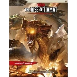 Wizards of the Coast D&D 5th Edition The Rise of Tiamat