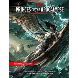 Wizards of the Coast Dungeons and Dragons: Princes of the Apocalypse