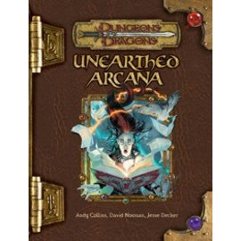 Wizards of the Coast Unearthed Arcana