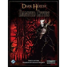 Fantasy Flight Dark Heresy: Damned Cities: Haarlock Legacy II