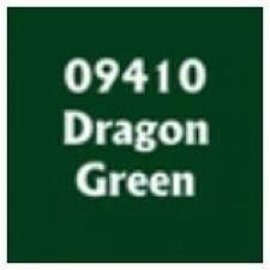 Reaper 09410 Dragon Green