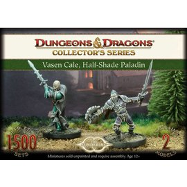Wizards of the Coast Vasen Cale, Half-Shade Paladin