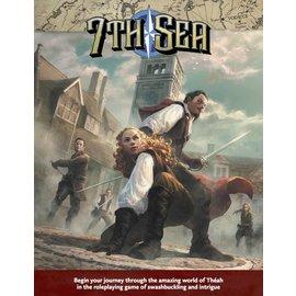 John Wick Presents 7th Sea Core Rulebook