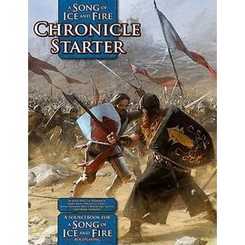 Green Ronin A Song of Ice and Fire RPG: Chronicle Starter Paperback