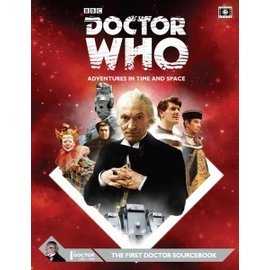 Cubicle 7 Doctor Who: The First Doctor Sourcebook