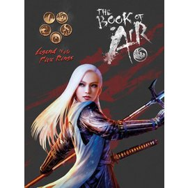 Alderac Entertainment Group L5R Book of Air 4th Edition