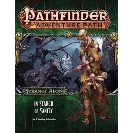 Paizo Pathfinder Adventure Path #109: In Search of Sanity (Strange Aeons 1 of 6)