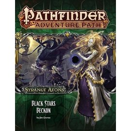 Paizo Pathfinder Adventure Path #114: Black Stars Beckon (Strange Aeons 6 of 6)