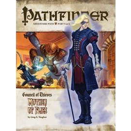 Paizo Pathfinder Adventure Path #29: Mother of Flies (Council of Thieves 5 of 6)