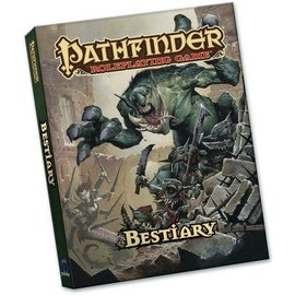 Paizo Pathfinder Bestiary Pocket Edition