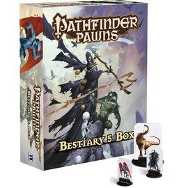 Paizo Pathfinder Pawns: Bestiary 5 Box