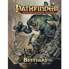 Paizo Pathfinder Roleplaying Game: Bestiary