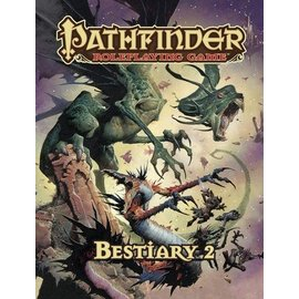 Paizo Pathfinder Roleplaying Game: Bestiary 2