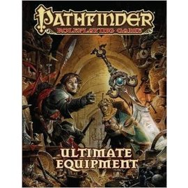 Paizo Pathfinder Roleplaying Game: Ultimate Equipment (Hardcover)