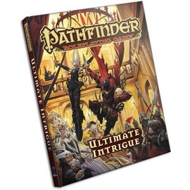 Paizo Pathfinder Roleplaying Game: Ultimate Intrigue