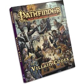 Paizo Pathfinder: Villain Codex