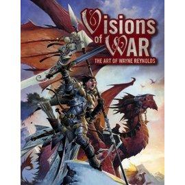 Paizo Visions of War - Art of Wayne Reynolds