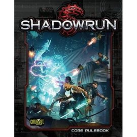 Catalyst Shadowrun: 5th Edition Core Book