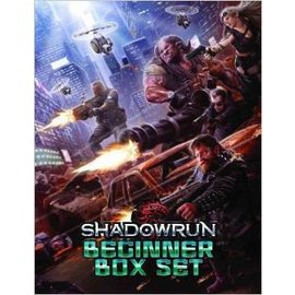 Catalyst Shadowrun: Beginner Box Set