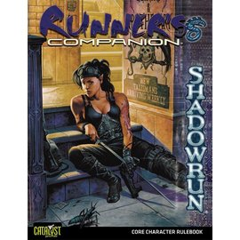 Catalyst Shadowrun: Runner's Companion