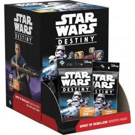 Asmodee Star Wars Destiny: Spirit of Rebellion Booster Box