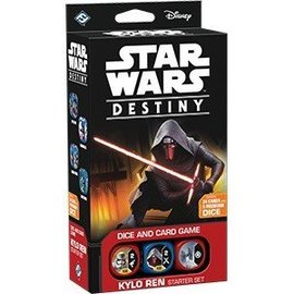 Fantasy Flight Star Wars Destiny: Kylo Ren Starter Set