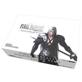Square Enix Final Fantasy TCG Opus III Booster Box