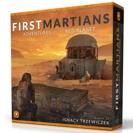 Portal Games First Martians: Adventures on the Red Planet