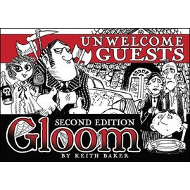Atlas Games Gloom: Unwelcome Guests