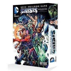 Cryptozoic DC Comics Deck-Building Game Crisis Expansion 1