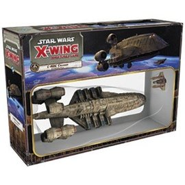 Fantasy Flight Star Wars X-Wing Miniatures Game: C-ROC Cruiser Expansion Pack
