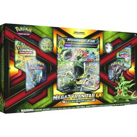 Pokemon International Mega Tyranitar-EX Premium Collection