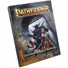 Paizo Pathfinder Roleplaying Game: Adventure's Guide Hardcover