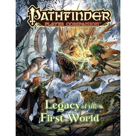 Paizo Pathfinder Player Companion - Legacy of the First World