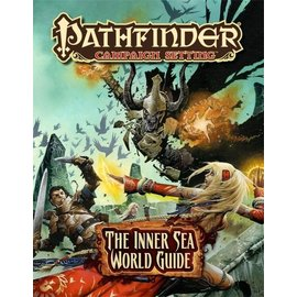 Pathfinder Pathfinder Campaign Setting: The Inner Sea World Guide (Revised Edition) Hardcover
