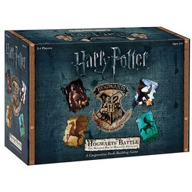 USAopoly Harry Potter Hogwarts Battle - The Monster Box of Monsters Expansion