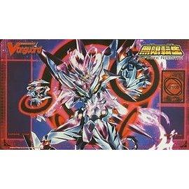 Bushiroad Cardfight Vanguard Playmat - Infinite Rebirth Red