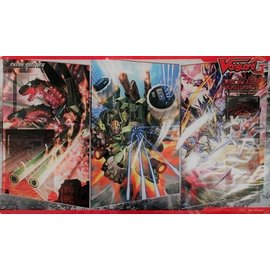 Bushiroad Cardfight Vanguard Playmat - Reckless Rampage