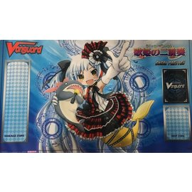Bushiroad Cardfight Vanguard Playmat - Divas Duet