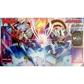 Bushiroad Cardfight Vanguard Playmat - Blazing Perdition