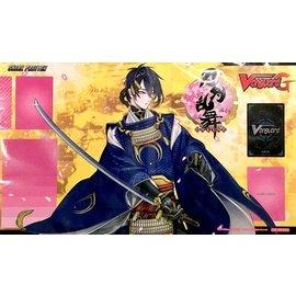 Bushiroad Cardfight Vanguard Playmat - Touken Ranbu Online