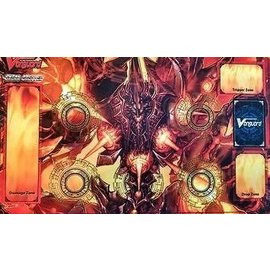 Bushiroad Cardfight Vanguard Playmat - Hellfire Dragon