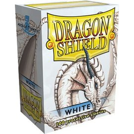 Fantasy Flight Dragon Shields: (100) White