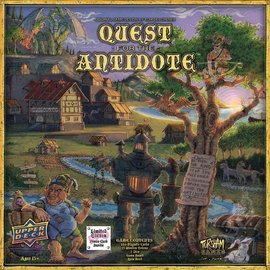 Upper Deck Quest for the Antidote