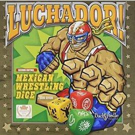 Ninja Division Luchador!
