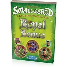 Days of Wonder Small World Royal Bonus Expansion